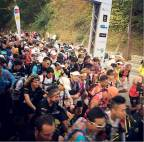 Ultra Trail World Tour: Salida de la Vibram Hong Kong 100k.