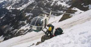Accidente de montaña FOTO 2.2