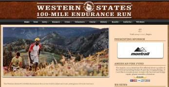 Western States 100 Miles endurance run. Pionera del ultrarunning USA
