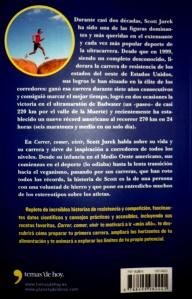 Libros running: Scott Jurek. Correr, comer, vivir.