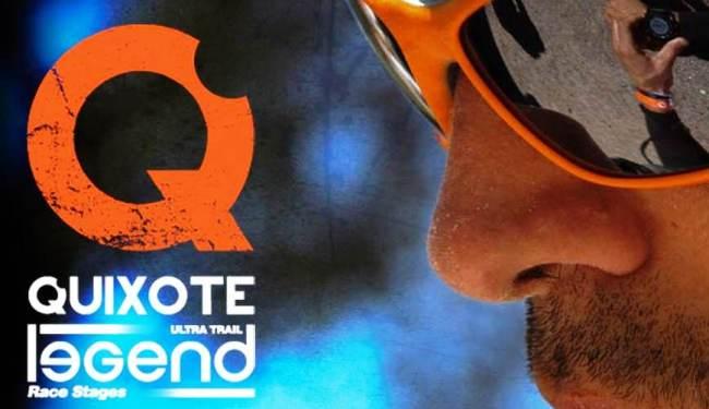 Quixote Legend ultra trail 2014 logotipo