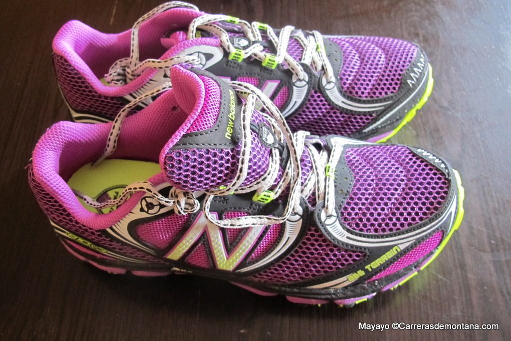 zapatillas trail new balance mujer