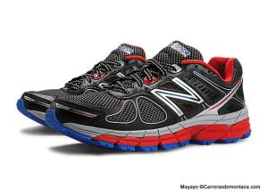 Zapatillas New Balance trail 860 2014