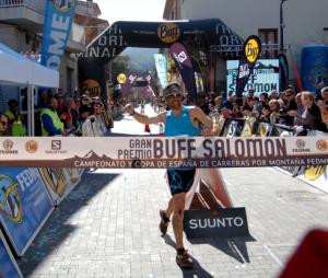 carreras montaña fedme 2014 marató vall congost luis alberto hernando meta foto organización