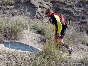 Mochila trail running Berg Lynx 10+5L