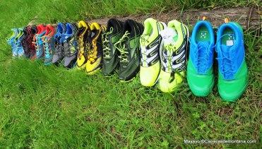 Nuevas zapatillas trail 2014 de Haglöfs, Salomon, Asics, Reebok, La Sportiva, Dynafit...