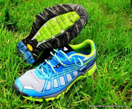 Zapatillas trail running Dynafit Pantera: Zapatillas de montaña para muchos kilómetros.