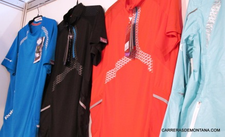 Camisetas trail running Raidlight 2014 performer