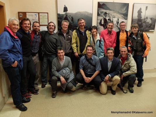 Carreras Montaña y Medio Ambiente: Muchos sectores representados en el acto.