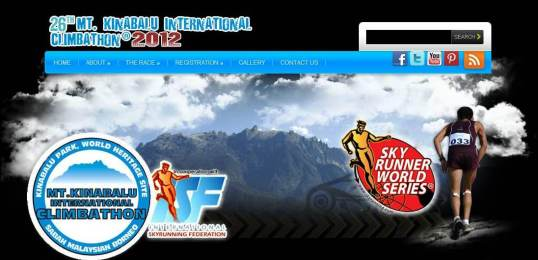 Kinabalu international Climbathlon