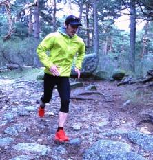 trail running haglofs con tito parra foto mayayo