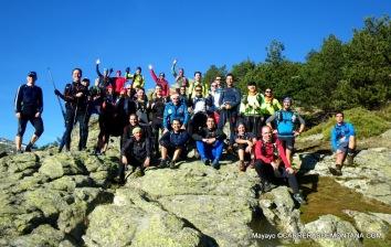 Gran trail Peñalara 2014: Entrenamientos previos guiados desde Miraflores.