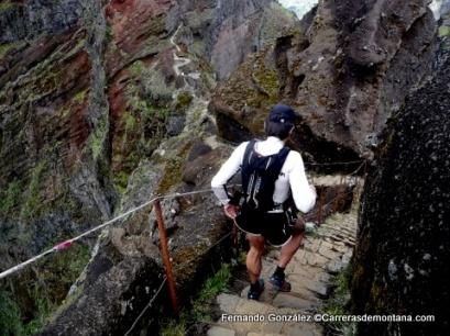 Madeira Ultra Trail: El reino de las escaleras y las acequias.