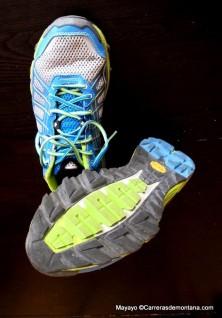 zapatillas trail running dynafit pantera foto mayayo