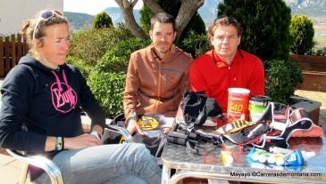 Zapatillas trail y otros secretos en carrera, con Nuria Picas y Pau Bartoló.