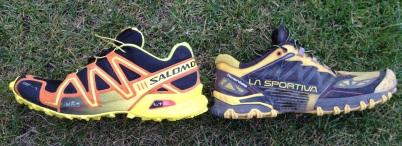 La Sportiva Bushido vs Salomon Speedcross