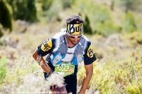 Gerard Morales subiendo a Benifagos 61k