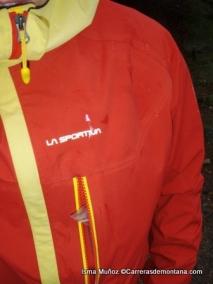 la sportiva stormfighter jacket