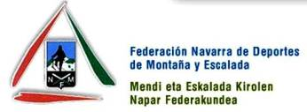 Federacion Navarra Montaña logotipo Mendinavarra