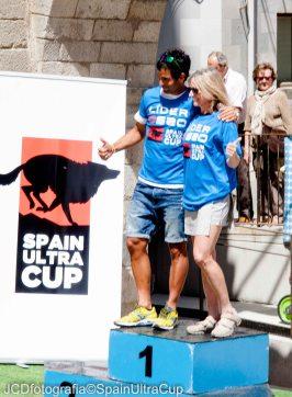 Gerard Morales y Elena Ferreres, líderes Spain Ultra Cup tras VCUF