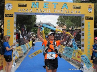 Alicia Chaveli campeona GTP2014