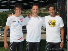 Nil, Joel y Gerard
