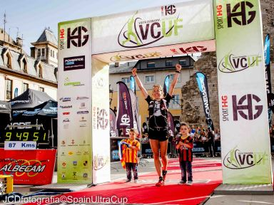 Nuria Picas, campeona VCUF 87k, tercera prueba Spain Ultra Cup