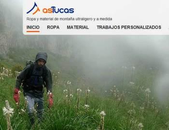 Ropa de Montaña As Tucas: Del Alto Aragón al mundo.