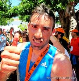 Luis alberto hernando adidas trail campeón en final transvulcania 2014