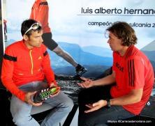 zapatillas adidas trail running 2014 luis alberto hernando y mayayo