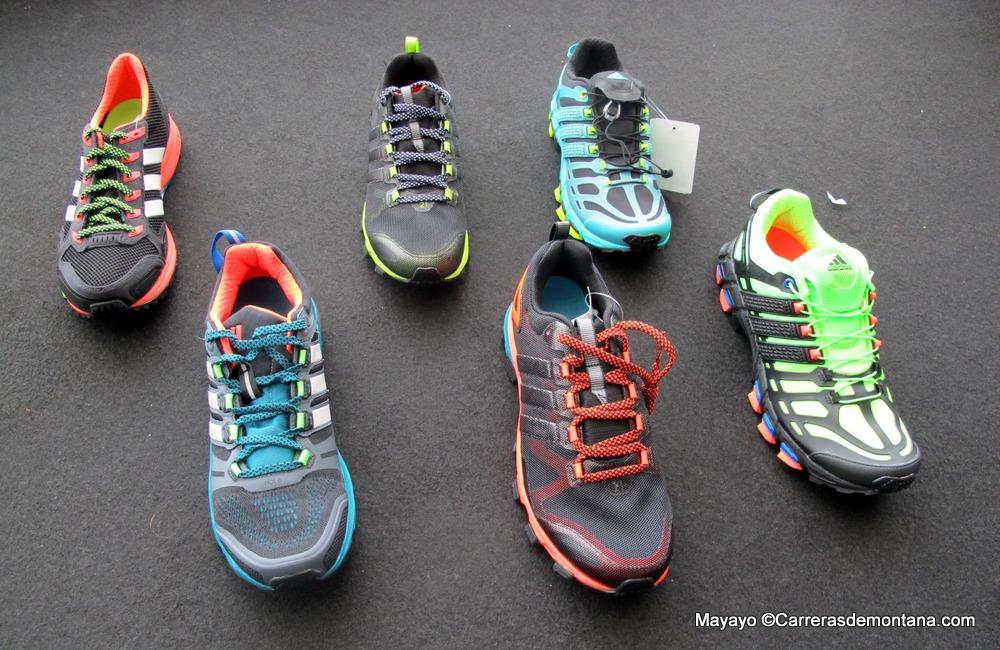 zapatillas adidas mujer running 2013