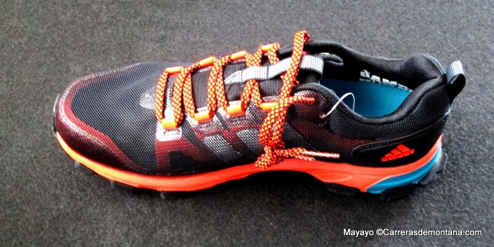 zapatillas trail adidas 2014