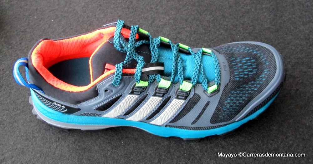 adidas trail running zapatillas