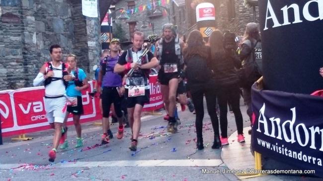 Andorra Ultra Trail 2014: Salida Ronda dels Cims
