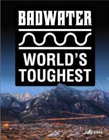 Badwater Ultramarathon:  Guía de carrera 2014