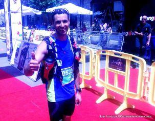Gran Trail Aneto 2014, Diego Gómez campeón Vuelta al Aneto