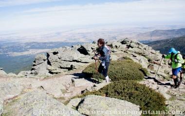 Brooks Cascadia 9 en Gran trail Peñalara 110k 2014