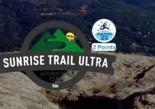 Madrid Trail 2014 Sunrise Trail Ultra 68 Logo