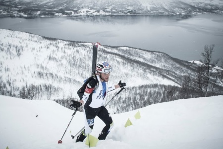 marc pinsach skimo tromso 2014 world cup photo ismf press office
