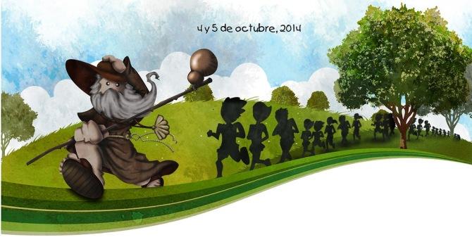 Roncesvalles zubiri 2014: Octava edición de una clásica consagrada.