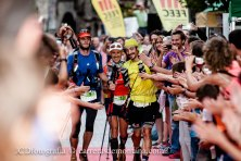 Ultra Trail Valls d Aneu 2014: Ganan Alex Colomina, Salva Calvo y Tito Parra en 15h10m