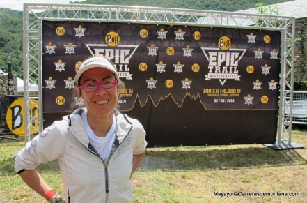 francesca canepa suubcampeona Buff Epic Trail 2014