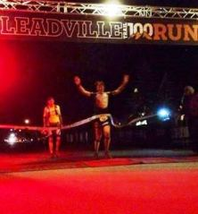 Emma Roca campeona Leadville 100 Miles 2014 Foto Leadville Race Series. mini