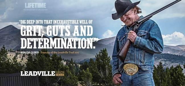Ken Chlouber, fundador y director de carrera Leadville 100 Miles.