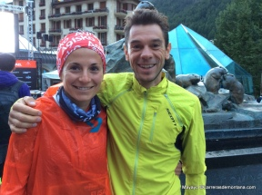 Marco de Gasperi y Elisa Desco
