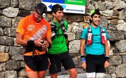 Picos de Europa Salida Pablo Villa Manuel Merillas y Fran Piñera Anillo Picos Europa 5ago14 Foto: @pablovillacxm