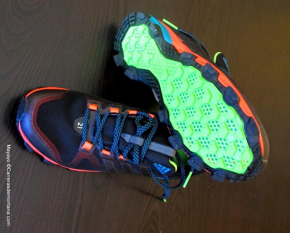 zapatillas adidas trail 2014