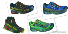 Zapatillas La sportiva mountain running: Novedades 2014.