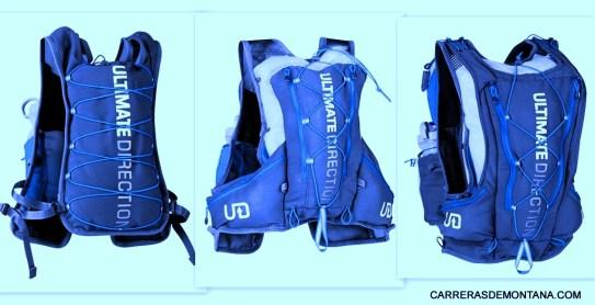 Mochilas trail running ultimate direction 2014: Gama 5L-9L-11L