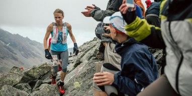 Kasie Enman, campeona Trofeo Kima. Foto: Skyrunning.